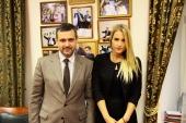Președintele Departamentului Sinodal pentru relațiile Bisiericii cu societatea și mass-media s-a întâlnit cu secretarul responsabil al Consiliului pe lângă Președintele Federației Ruse pentru dezvoltarea societății civile
