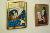 Выставка «Современная сербская иконопись» проходит в Санкт-Петeрбурге