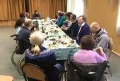 Тверской городской союз инвалидов православного исповедования проводит катехизаторские занятия для людей с ограниченными возможностями