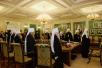 Заседание Священного Синода Русской Православной Церкви от 21 октября 2016 года