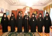 A avut loc ședința ordinară a Sinodului Bisericii Ortodoxe din Moldova