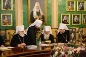Священний Синод Руської Православної Церкви затвердив ряд богослужбових текстів