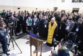 Начал свою работу VII Международный фестиваль «Вера и слово»
