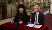 Подписан договор о выделении средств на реставрацию православного кафедрального собора г. Будапешта
