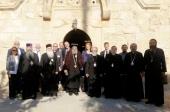 Состоялось совещание представителей Православных Церквей и Древневосточных Церквей с руководством Объединенных Библейских обществ