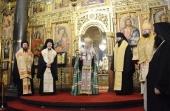 Болгарской Православной Церкви передана частица мощей святителя Луки Симферопольского