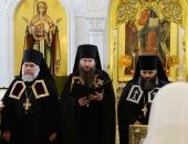 Слово архимандрита Савватия (Перепелкина) при наречении во епископа Ванинского и Переяславского