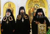 Слово архимандрита Силуана (Шаларя) при наречении во епископа Орхейского, викария Кишиневской епархии