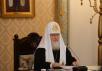 Заседание Высшего Церковного Совета 31 октября 2016 года