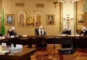 Слово Святейшего Патриарха Кирилла на заседании Высшего Церковного Совета 31 октября 2016 года