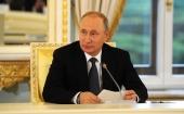 Приветствие Президента России В.В. Путина участникам XX Всемирного русского народного собора