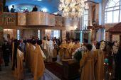 В Киргизии открылись V Международные научно-богословские чтения, посвященные памяти схиархиепископа Антония (Абашидзе)