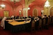Состоялось очередное заседание Церковно-общественного совета по увековечению памяти новомучеников и исповедников Церкви Русской