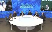 Состоялась пресс-конференция по итогам XX Всемирного русского народного собора