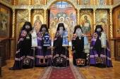 Совершена хиротония архимандрита Иринея (Стинберга) во епископа Сакраментского