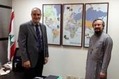 Представитель Патриарха Московского при Антиохии встретился с главой Ливанского Библейского общества