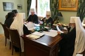 Комиссия Межсоборного присутствия по вопросам церковного управления внесла предложения по регламентации деятельности благочинных и территориальных благочиннических округов