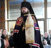 Ириней, епископ Сакраментский (РПЦЗ), викарий Западно-Американской епархии (Стинберг Мэтью Крейг)