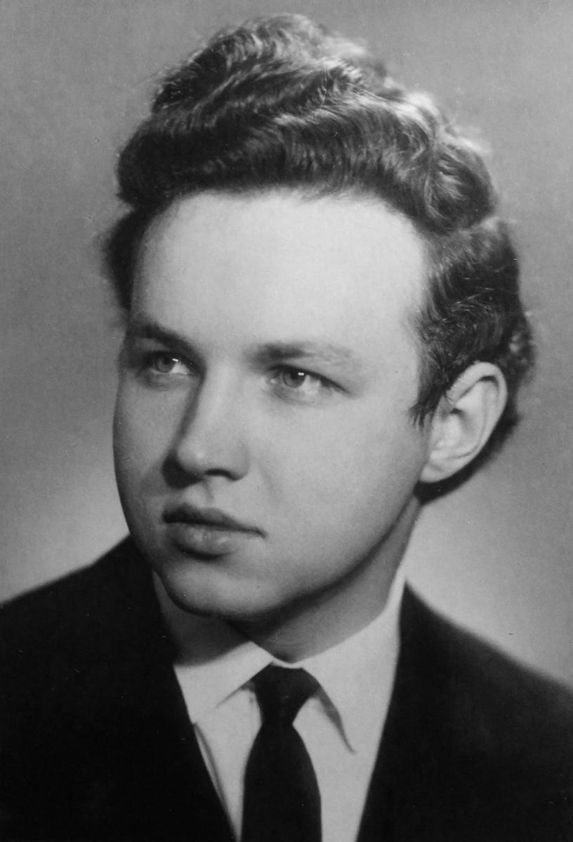 Владимир Гундяев. 1960-е гг.