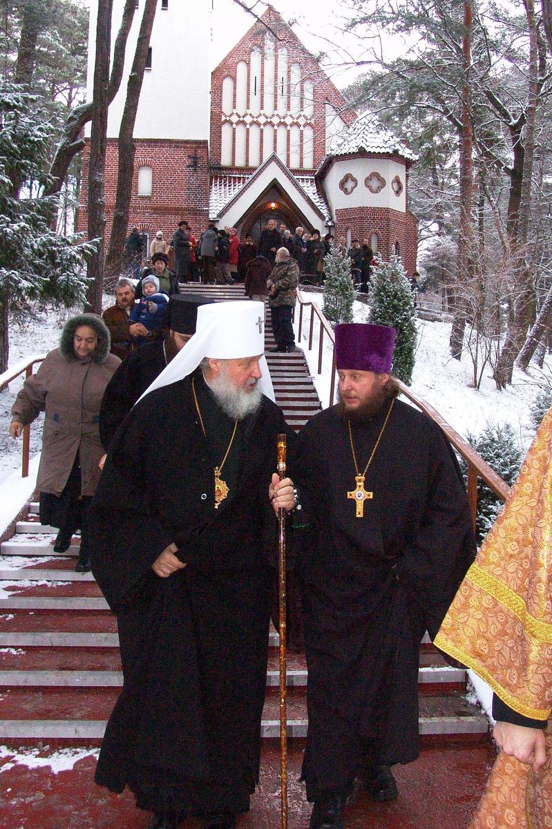 В Калининграде. 18 декабря 2005 г.