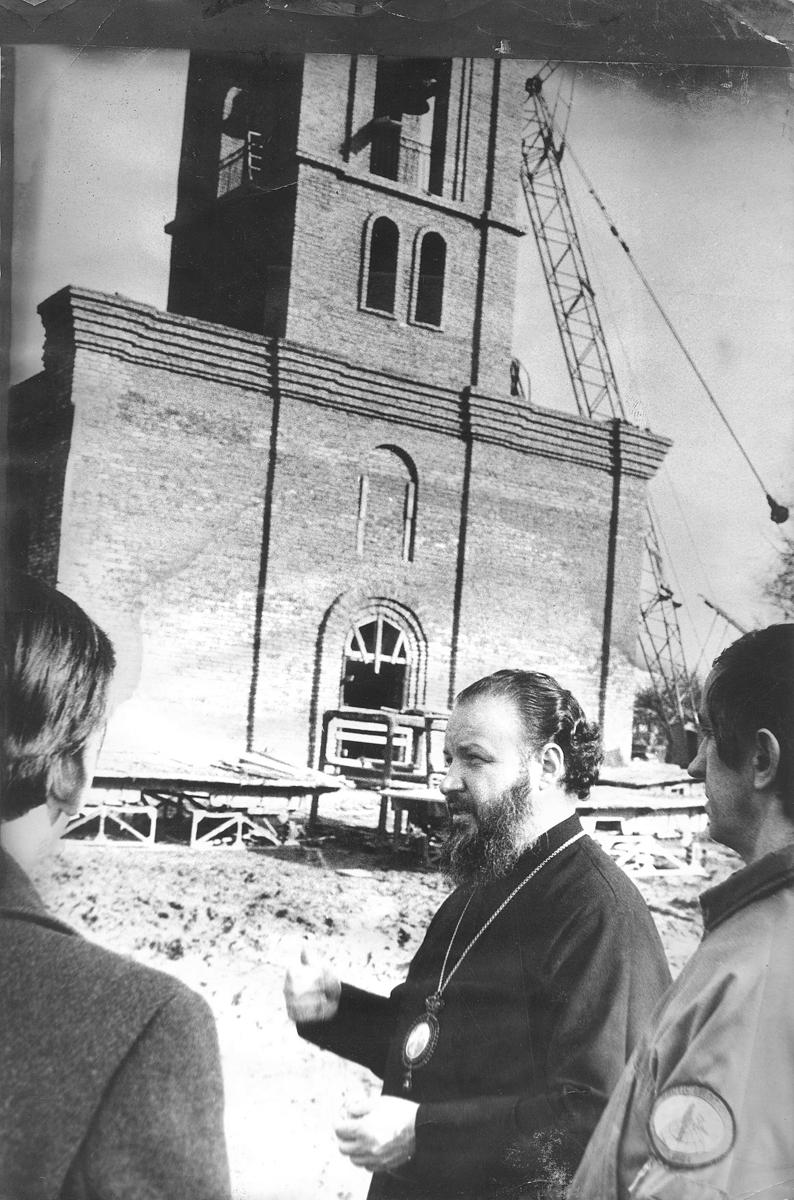 В Калининграде. 1980-е гг.
