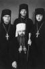 С митрополитом Никодимом (Ротовым). 1970-е гг.