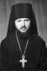 Архимандрит Кирилл - ректор Ленинградской духовной академии. 1970-е гг.