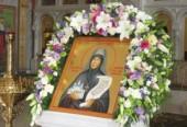 В Урюпинской епархии прошли торжества в честь прославления в лике местночтимых святых преподобной Арсении (Себряковой)
