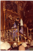 В Успенском кафедральном соборе г. Смоленска. 1980-е гг.