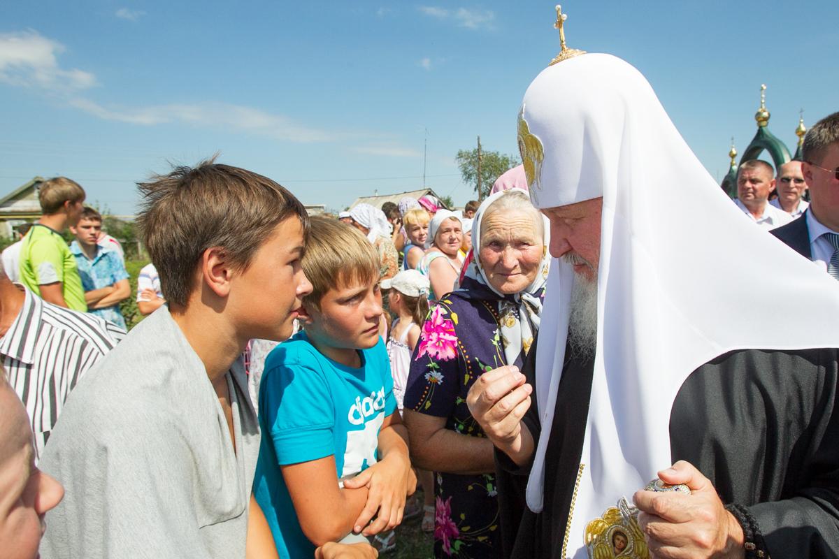 Визит в Мордовию. 22 июля 2011 г.