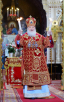 Пасха. Москва, Храм Христа Спасителя. 20 апреля 2014 г.