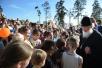 Детский праздник «В гостях у Патриарха в Переделкино». 20 мая 2014 г.