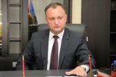 Поздравление Святейшего Патриарха Кирилла И.Н. Додону с избранием на пост Президента Республики Молдова
