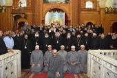 Делегация Русской Православной Церкви совершила паломничество к общехристианским святыням Египта