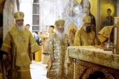 В Ташкенте торжественно отметили 145-летие Ташкентской и Туркестанской епархии