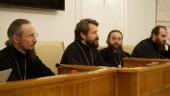 В Общецерковной аспирантуре состоялось заседание комиссии Межсоборного присутствия по вопросам богословия