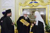 Состоялась встреча Предстоятелей Русской и Польской Православных Церквей