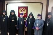 В Москву прибыл Глава Армянской Апостольской Церкви