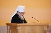 Обращение Предстоятеля Польской Православной Церкви к Святейшему Патриарху Кириллу по случаю празднования его юбилея