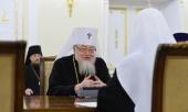 Завершилось пребывание Предстоятеля Польской Православной Церкви в Москве