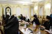 Встреча Святейшего Патриарха Кирилла с Верховным Патриархом и Католикосом всех армян Гарегином II