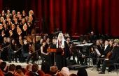 Слово Святейшего Патриарха Кирилла на праздничном концерте в Храме Христа Спасителя по случаю 70-летия Его Святейшества