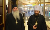 Завершился визит Предстоятеля Американской Православной Церкви в Москву