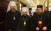 Завершилось пребывание Предстоятеля Православной Церкви Чешских земель и Словакии в Москве