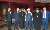 Шейх-уль-ислам Аллахшукюр Паша-заде принял участие в праздновании 70-летия Святейшего Патриарха Кирилла