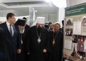 В Смоленске проходит фотовыставка «Святейший Патриарх Кирилл: служение на Смоленской земле»