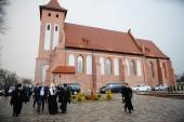 Святейший Патриарх Кирилл посетил Екатерининскую монашескую общину в поселке Родники Калининградской области