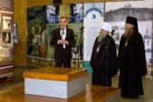 В Калининграде открылась выставка «Соловки: Голгофа и Воскресение»