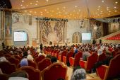 Sanctitatea Sa Patriarhul Chiril s-a întâlnit cu participanții la I-ul Congres internațional al regenților și cantorilor Bisericii Ortodoxe Ruse
