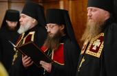 Слово архимандрита Матфея (Самкнулова) при наречении во епископа Шуйского и Тейковского